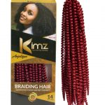 ANGELIQUE HAIR RED 118