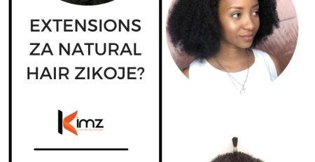 extensions za natural hair,
